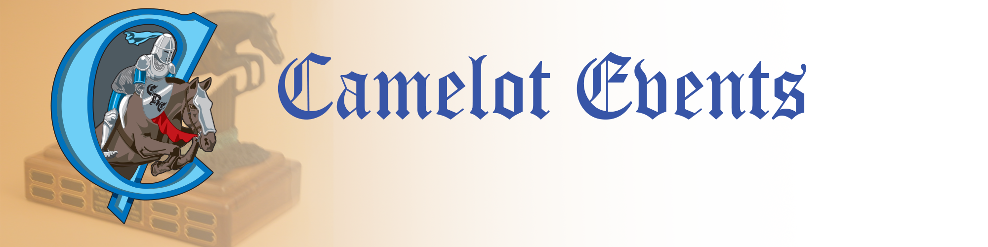 Camelot Events, Logo