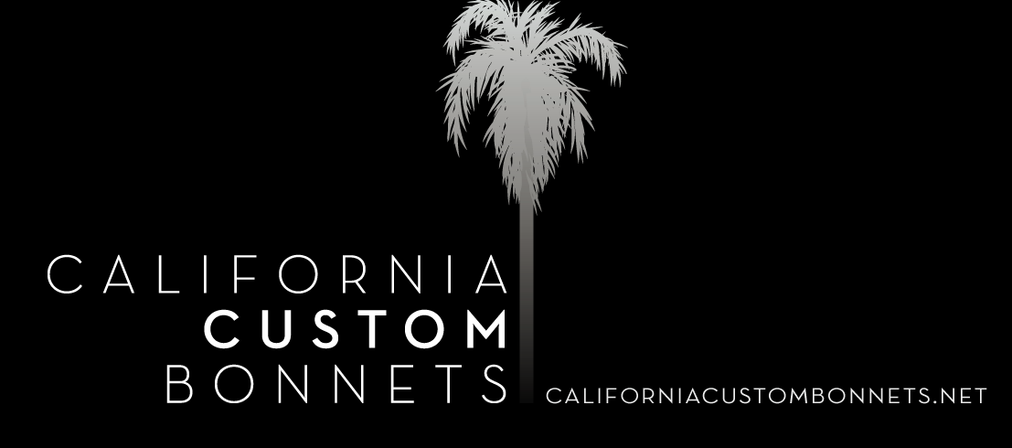 California Custom Bonnet